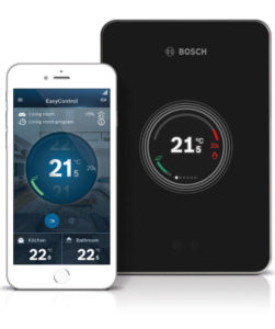 Bosch easy control smart thermostats